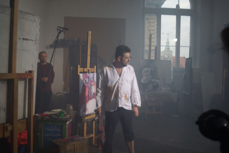 Artur Dziurman jako Adam Chmielowski