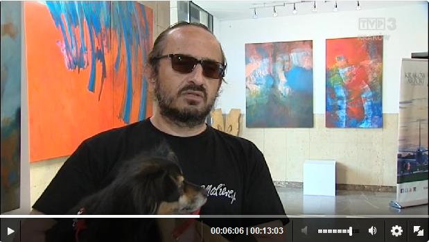 Zdjęcie z materiału o filmie Marzenie nakręconego przez TVP Kraków